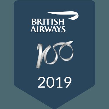 100 years of British Airways