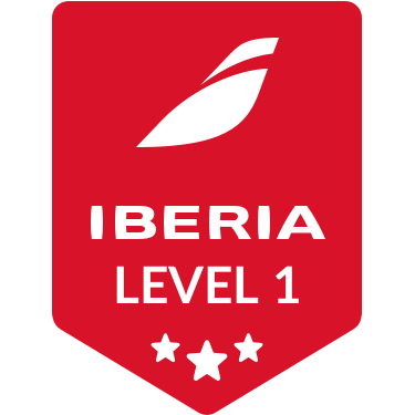 Iberia Training Level 1