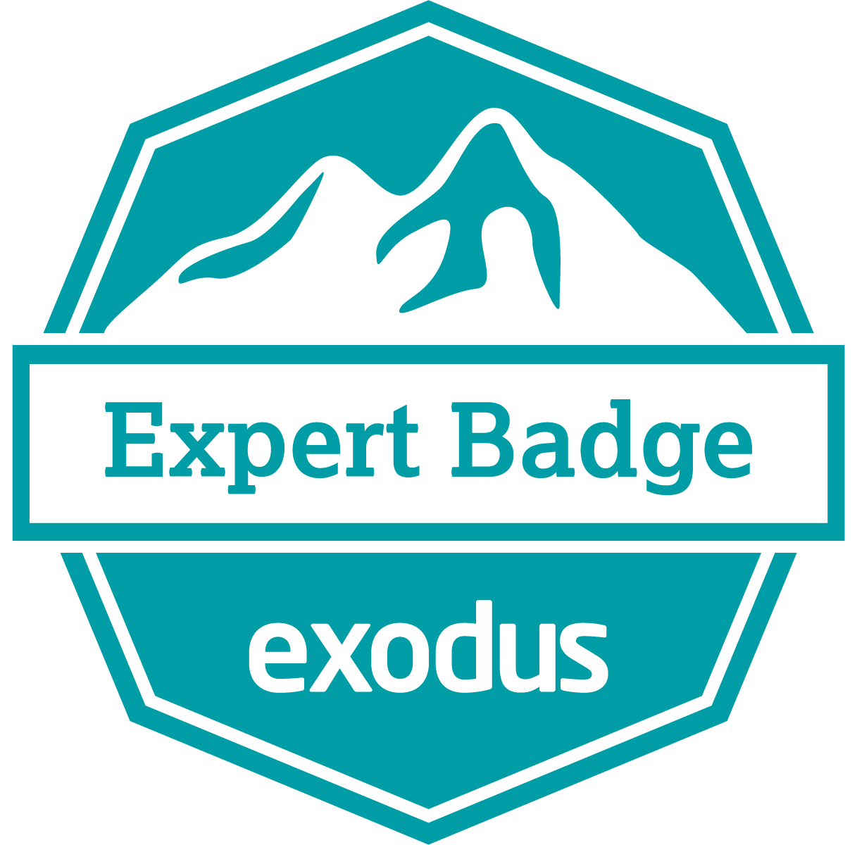 Exodus Expert Badge