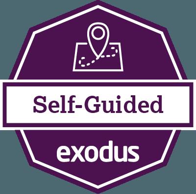Exodus Self-Guided Badge