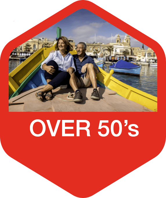Over 50's Course